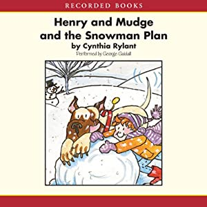 Henry and Mudge and the Snowman Plan Audiobook