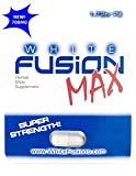 Whitefusion All Natural Super Strength Herbal Male Supplement - New (24 Capsules)