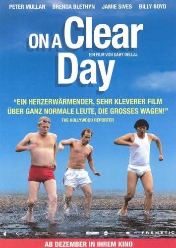 En un día claro Póster de película Swiss en 11 x 17 - 28 cm x ...
