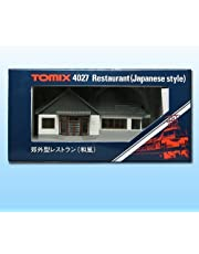 Japanese Family Restaurant TOMIX 4027 N scale (japan import)