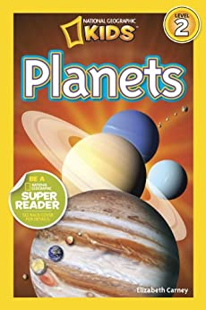 National Geographic Readers: Planets by [Carney, Elizabeth]