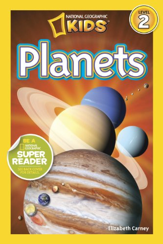 National Geographic Readers Elizabeth Carney ebook product image