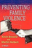 Preventing Family Violence