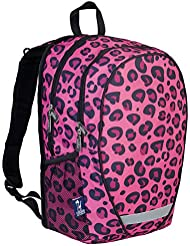 Wildkin Leopard 18 Inch Backpack