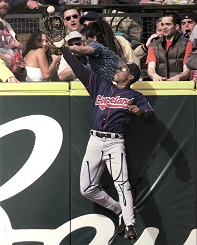 - Kenny Lofton Cleveland Indians 16-1 16x20 Autographed Photo - Certified Authentic