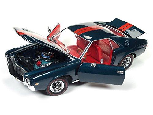 1968 AMC AMX Hardtop Blazer Blue