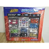 #200-220 Johnny Lightning Muscle Cars USA Box Set 1/64 Scale Diecast cars