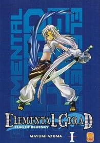 Elemental Gerad Flag of Bluesky, tome 1 par Mayumi Azuma