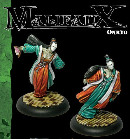2 Pack Onryo Resurrectionist Malifaux