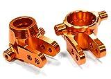 xr10 steering knuckle - Integy RC Model Hop-ups C26313ORANGE Billet Machined T3 Steering Knuckle (2) for 1/10 Stampede 4X4 & Slash 4X4
