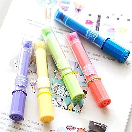 Osaro Shop F607 - Juego de rotuladores fluorescentes fluorescentes ...