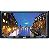 JVC KW-V820BT 6.8-Inch CarPlay Receiver Double DIN BT In-Dash Stereo...