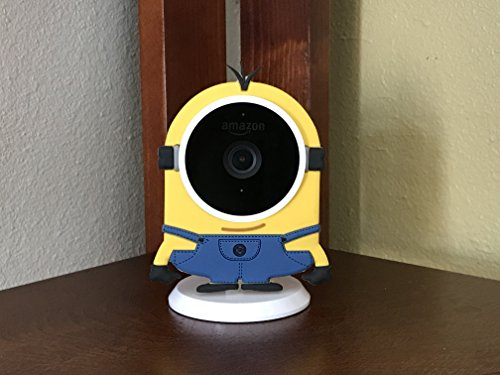 Hide-Your-Cam Camouflage Cover for Amazon Cloud Cam Indoor Security Camera, Decor Skin Case Disguise Protection Decoration