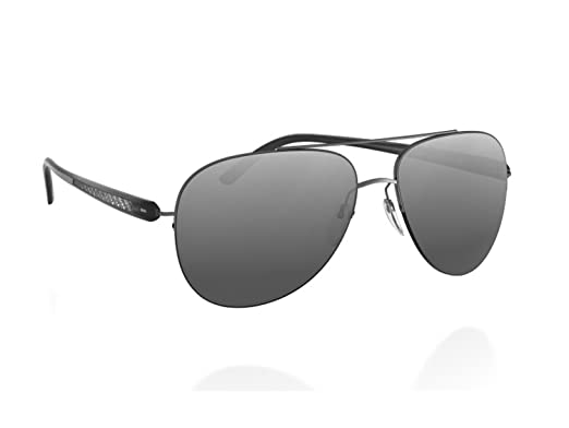 ec7d32317e7 Silhouette sunglasses CARBON T1 8686 8687 (8687-6220)  Amazon.co.uk   Clothing
