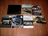 2011 BMW X5 X6 xDrive 35i 50i 35d X5M X6M Owners Manual with Nav. Sec