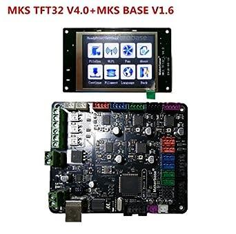 Impresora 3d kit de arranque placa madre MKS BASE + MKS TFT32 V4.0 ...