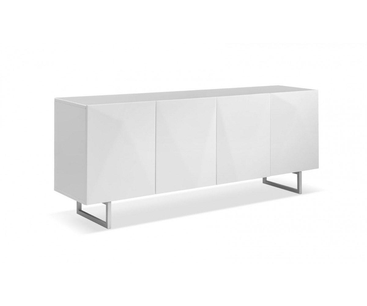 Whiteline Contemporary Modern Paul Buffet by Whiteline Modern Living