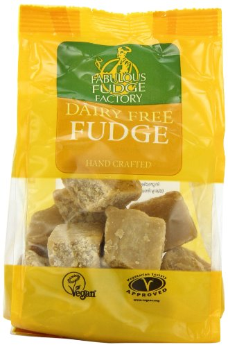 Fabulous Fudge Factory Dairy Free Fudge 200 g Pack of 3