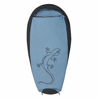 10T Outdoor Equipment enfants Gecko Gigoteuse, bleu, XXL