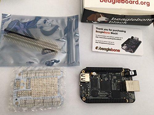 BeagleBone Black Rev C (4G) Single Board Computer Development Board by Beagleboard