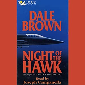 Night of the Hawk Audiobook