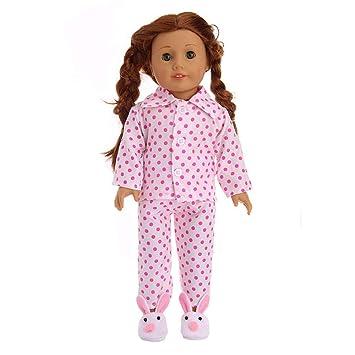 Amazon.es: JUNMAONO Barbie Doll Clothes Juguetes Creativos Unids ...