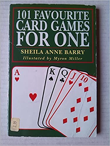 101 Favourite Card Games for One