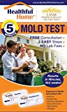 Healthful Home 5-Minute Mold Test (Aspergillus, Penicillium and Stachybotrys)