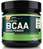 Optimum Nutrition BCAA 5000mg Powder, Orange, 40 Servings