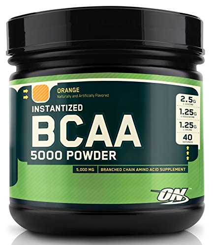 OPTIMUM NUTRITION Instantized BCAA Branched Chain Essential