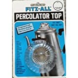 percolator glass top - New Tops Fitz-all 246 1 1/2