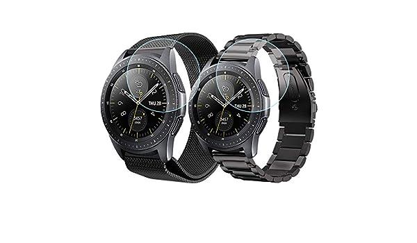 CAGOS - Correa para Reloj Samsung Galaxy (42 mm), 20 mm ...