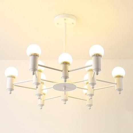Neixy - Vintage Edison Lámpara colgante de techo ajustable ...
