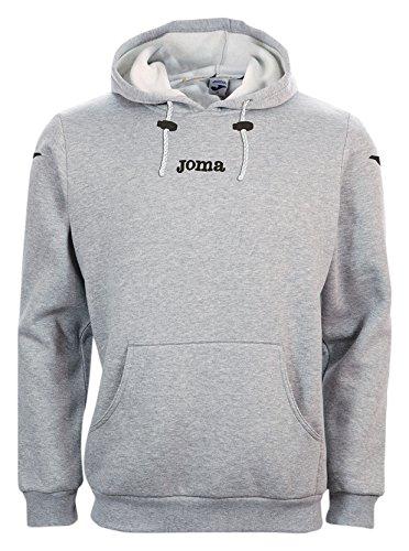 Joma Atenas - Sudadera con capucha unisex Gris
