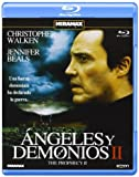 Ángeles Y Demonios 2 (Blu-Ray) (Import Movie) (European Format - Zone B2) (2013) Christopher Walken; Greg Spence