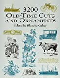 3200 Old-Time Cuts and Ornaments (Dover Pictorial Archive)