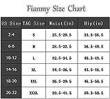 Fianmy Women Body Shaper High Waist Seamless