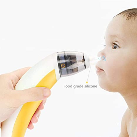Aspirador Nasal para Bebés, Baby-Fly Electrónico con Punta de ...