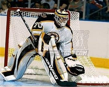 47861296a34 Amazon.com  Tim Thomas Boston Bruins rookie year  70 vintage mask 8x10  11x14 16x20 1812 - Size 16x20  Sports Collectibles