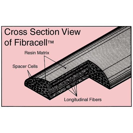 Fibracell Premier Synthetic Bass Clarinet Reed Strength 3 by Fibracell (Image #1)