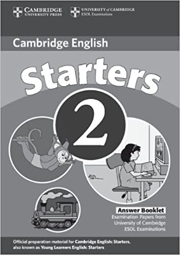 cambridge young learners english tests starters 2