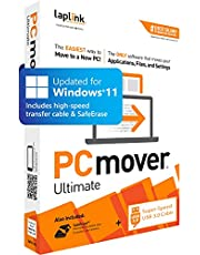 Laplink PCmover Ultimate 11 with Super-Speed USB 3.0 Cable (1 Use)