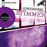 Stimmen (Beatrice Kaspary 3) | Ursula Poznanski