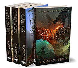 The Fallen King Chronicles: The Complete Quartet by [Fierce, Richard]