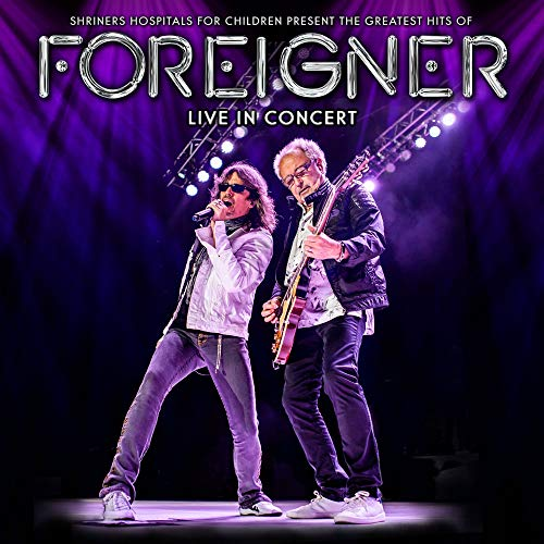 Thing need consider when find foreigner greatest hits live?