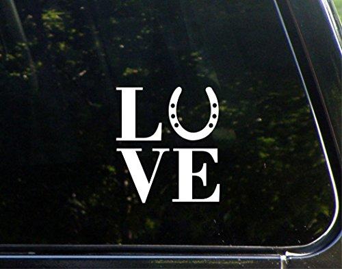 - Love Horseshoe - 4 1/2