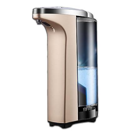 Dispensador Automático De Jabón Dispensador De Jabón 400MLsensor, Dispensador De Infrarrojos De Sensor De Movimiento