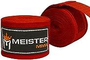 "Meister Elite 180"" Premium Adult Hand Wraps for MMA & Boxi"