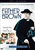 FATHER BROWN - Complete TV-series - 13 episodes - stories by G.K. Chesterton