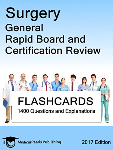 Surgery General: Rapid Board and Certification Review